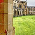 University Of Sydney Quadrangle V2 by Douglas Barnard