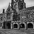 University Of Sydney Quadrangle  V5 by Douglas Barnard