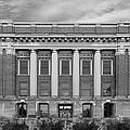University Of Wisconsin Milwaukee Mitchell Hall by University Icons