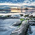 Unknown Beach by James Wheeler