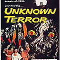Unknown Terror, Us Poster Art, Bottom by Everett