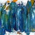 Untitled Abstract #3 by Greg Mason Burns
