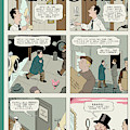New Yorker February 15th, 2010 by Adrian Tomine