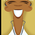 New Yorker July 9th, 2012 by Bob Staake