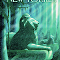 New Yorker May 23rd, 2011 by Eric Drooker