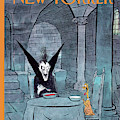 New Yorker October 31st, 2011 by George Booth