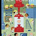 New Yorker July 1st 2013 By Ivan Brunetti