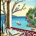 New Yorker April 18th, 2011 by Jacques de Loustal