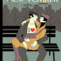New Yorker April 1st, 2013 by Luci Gutierrez