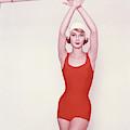 Vogue January 1st, 1958 by Richard Rutledge