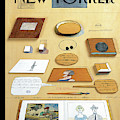New Yorker December 10th, 2012 by Saul Steinberg