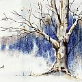 Untitled Winter Tree by Sam Sidders