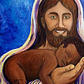 Unto You A Godly Son Is Given by Pamorama Jones