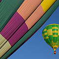 Up And Away by Linda D Lester