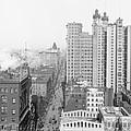 Up Broadway 1901 by Steve K