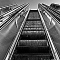 Up Escalator by Tom Gari Gallery-Three-Photography