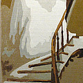 Up The Staircase by Nancie Johnson