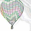 Up Up And Away - Sketch by Jim Martin
