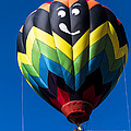 Up Up And Away In My Beautiful Balloon by Edward Fielding