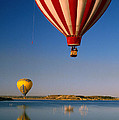 Up Up And Away by Jerry McElroy