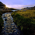 Upper Blue Sunrise by Steven Reed