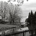 Upper Canada Village by Katherine Townsend