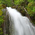 Upper Cougar Falls by Tikvah's Hope