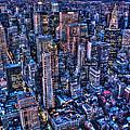 Upper East Side Skyline by Randy Aveille