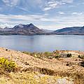 Upper Loch Torridon by David Head