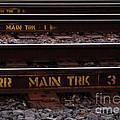 Upper Main Track by Steven Milner