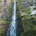Upper Multnomah Falls by John M Bailey