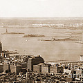 Upper New York Bay Vintage by RicardMN Photography