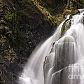 Upper Portion Of Lower Falls by Bob Phillips