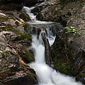 Upper Pup Creek Falls by Paul Rebmann