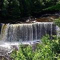 Upper Tahquamenon Falls by Michelle Calkins