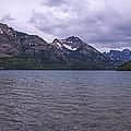 Upper Waterton Lake by Chad Dutson