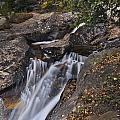 Uppre Chasm Falls by Frank Burhenn