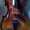Upright Violin - Cool by J M Lister