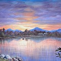Upriver by Rita Palm