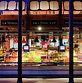 Upscale Mercado by Joan Carroll