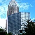 Uptown Charlotte 8 by Ron Kandt