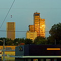 Uptown View by Darrell Clakley