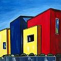 Urban 11 by Sandra Marie Adams