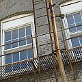 Urban Decay Grey Wall Fire Escape by Anita Burgermeister