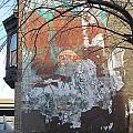 Urban Decay Mural Wall 4 by Anita Burgermeister