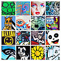 Urban Faces by Art Block Collections