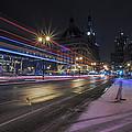 Urban Holiday  by CJ Schmit