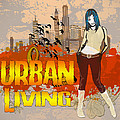 Urban Living by Don Kuing