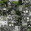 Urban Scene Going Green by Richard Ortolano
