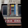 Urban Sense 1 by Andrew Fare